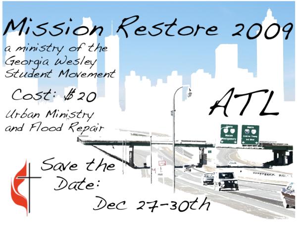 mission restore
